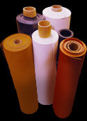 Sample Rubber Rolls